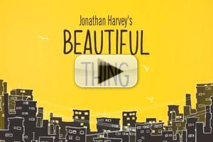 STAGE TUBE: Trailer For BEAUTIFUL THING!