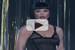 VIDEO: Catherine Zeta-Jones Performs 'All That Jazz' on OSCARS