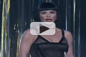 VIDEO: Catherine Zeta-Jones Performs 'All That Jazz' on OSCARS