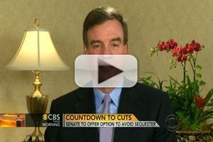 VIDEO: Sen. Mark Warner Visits CBS THIS MORNING
