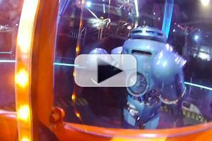 VIDEO: Up Close & Personal First Look at ROBOT COMBAT LEAGUE