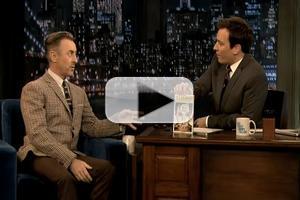 STAGE TUBE: Alan Cumming Talks MACBETH With Jimmy Fallon