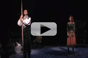 STAGE TUBE: Paul Schoeffler and More in TUTS' MAN OF LA MANCHA - Highlights!