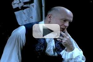 STAGE TUBE: First Look at John Malkovich's 'Casanova' in THE GIACOMO VARIATIONS