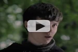VIDEO: Sneak Peek - 'With All My Heart' Episode of Syfy's MERLIN