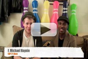 STAGE TUBE: WICKED's F. Michael Haynie Reminisces About CAP21 Days