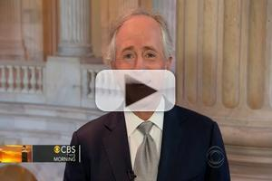 VIDEO: Sen. Bob Corker (R-TN) Visits CBS THIS MORNING