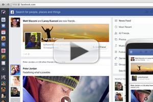 VIDEO: Learn About Facebook's New News Feed and Sign Up for Early Access!