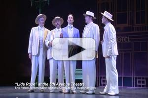 STAGE TUBE: First Look at Eric Polani Jensen, Aaron Shanks and More Singing 'Lida Rose' of 5th Avenue's THE MUSIC MAN