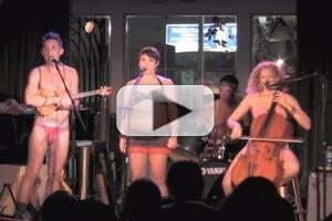 STAGE TUBE: Daisy Eagan Joins The Skivvies in 'Like a Virgin' Medley!