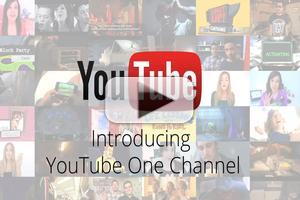 VIDEO: YouTube Unveils New Look for Channels; Debuts 'One Channel'