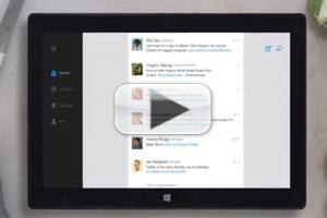 STAGE TUBE: Twitter Releases Windows 8 App