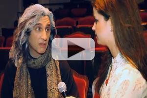STAGE TUBE: Hershey Felder and More at AN AMERICAN STORY's Royal George Opening Night
