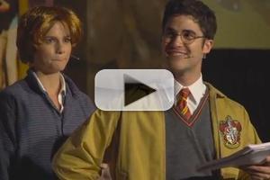 STAGE TUBE: Watch Darren Criss in Team StarKid's A VERY POTTER SENIOR YEAR!
