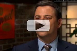 VIDEO: Jimmy Kimmel Weighs In on JAY LENO Departure