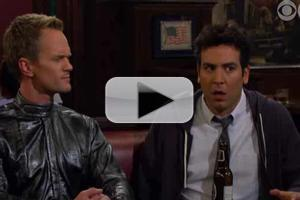 VIDEO: Sneak Peek - 'Time Travelers' Episode of CBS's HOW I MET YOUR MOTHER