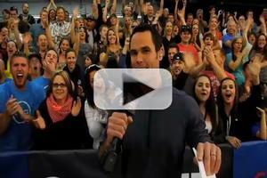 BWW TV: Dave Castro Announces Final Workout of CROSSFIT Open; Faceoff to Follow