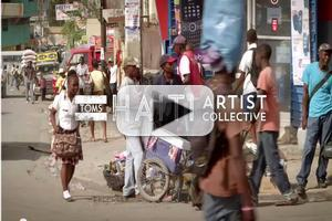 VIDEO: TOMS Launches Haiti Artist Collective