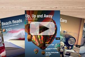 VIDEO: Go Inside Flipboard 2.0 - Making Your Own Magazine