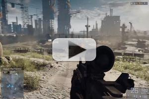 VIDEO: EA Reveals 17 Minutes of Battlefield 4 in New Trailer