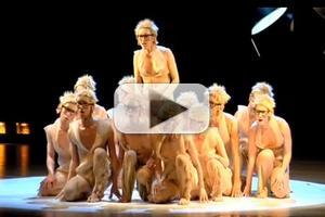 STAGE TUBE: Marie Chouinard's THE GOLDEN MEAN (LIVE) Dances On To Canadian Stage 5/8-12