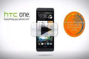 VIDEO: AT&T to Release HTC One 64GB in April as EXCLUSIVE