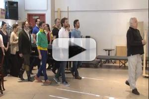 STAGE TUBE: Sneak Peek at Ed Dixon, Ruth Gottschall and More in Rehearsals for DCTC's World Premiere of SENSE AND SENSIBILITY