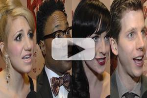 BWW TV: Let Them Raise You Up! Chatting with the Cast of KINKY BOOTS on Opening Night!