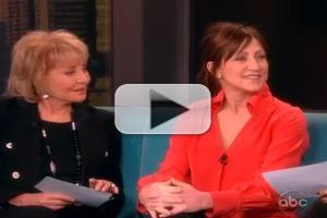 VIDEO: Edie Falco Talks THE MADRID on 'The View'