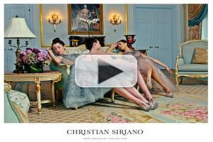 VIDEO: Christian Siriano Launches Spring 2013 Campaign