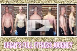 STAGE TUBE: Brian Bogin Gets SNATCHED by Mark Fisher Fitness