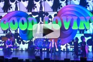 BWW TV: THE RASCALS: ONCE UPON A DREAM Gives Special Performance Preview!