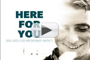 BWW TV Exclusive: Jason Gotay Sings from Jonathan Reid Gealt's HERE FOR YOU Album