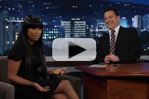 VIDEO: Jennifer Hudson Among Highlights from JIMMY KIMMEL LIVE, Week of 4/15