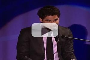 VIDEO: Darren Criss Sings 'Call Me Maybe' at GLAAD Awards