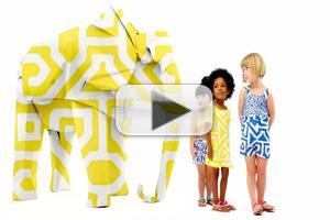 VIDEO: GapKids 2013 Collection by Diane von Furstenberg