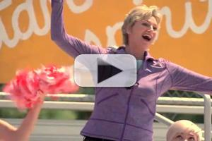 VIDEO: Sneak Peek - Jane Lynch Takes on the 'Little Girls' of GLEE!