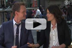 VIDEO: Neil Patrick Harris Gives Sneak Peek of HIMYM Season Finale