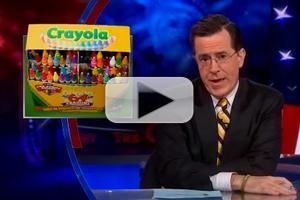 VIDEO: Highlights from Last Night's THE COLBERT REPORT