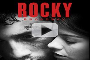 STAGE TUBE: First Teaser Poster, Video & Full Creative Team Revealed for ROCKY on Broadway