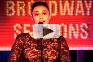 STAGE TUBE: Sara Gettelfinger Sings Sondheim at Broadway Sessions
