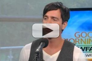 STAGE TUBE: Ramin Karimloo Performs Acoustic 'Music of the Night'