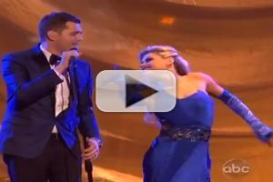 VIDEO: Michael Buble Performs New Single on DANCING WITH THE STARS