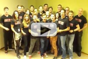 BWW TV: South African Cast of JERSEY BOYS Sings 'Happy Birthday' to Frankie Valli