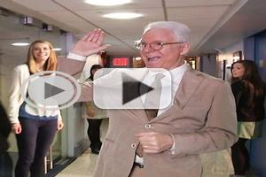 VIDEO: Steve Martin Visits Last Night's JIMMY FALLON