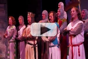 STAGE TUBE: First Look at Steve Blanchard, Meredith Inglesby and More in Arts Center of Coastal Carolina's SPAMALOT