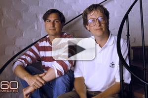 VIDEO: Must Watch - Bill Gates Talks Steve Jobs on 60 Minutes