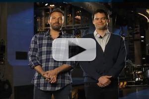 VIDEO: Ben Affleck, Bill Hader in SNL Season Finale Promo