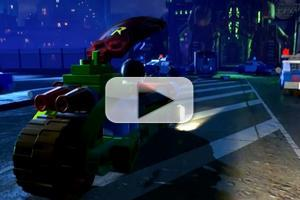 VIDEO: First Look - Warner Bros Animated LEGO BATMAN