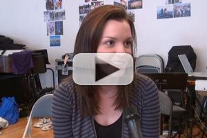 BWW TV EXCLUSIVE: Jennifer Damiano Talks VENICE at the Public Theater- Go Behind the Scenes at Rehearsal!